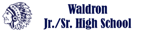 Waldron High School Logo