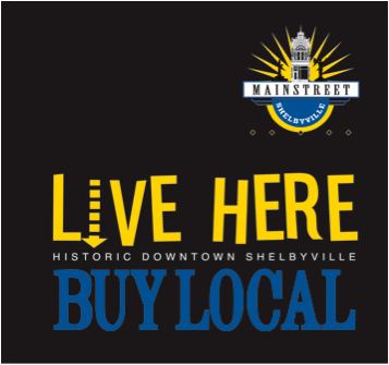 Live Here Buy Local Mainstreet