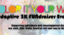 Color It Your Way Adaptive 5K