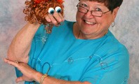 MARY JO HUFF, PROFESSIONAL STORYTELLER, COMING TO SHELBY COUNTY