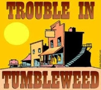 Audition for Trouble in Tumbleweed