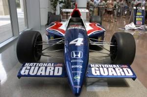 National Guard Indy Car