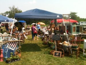 Outdoor Flea Market @ Nostalgia on 9 | Shelbyville | Indiana | United States