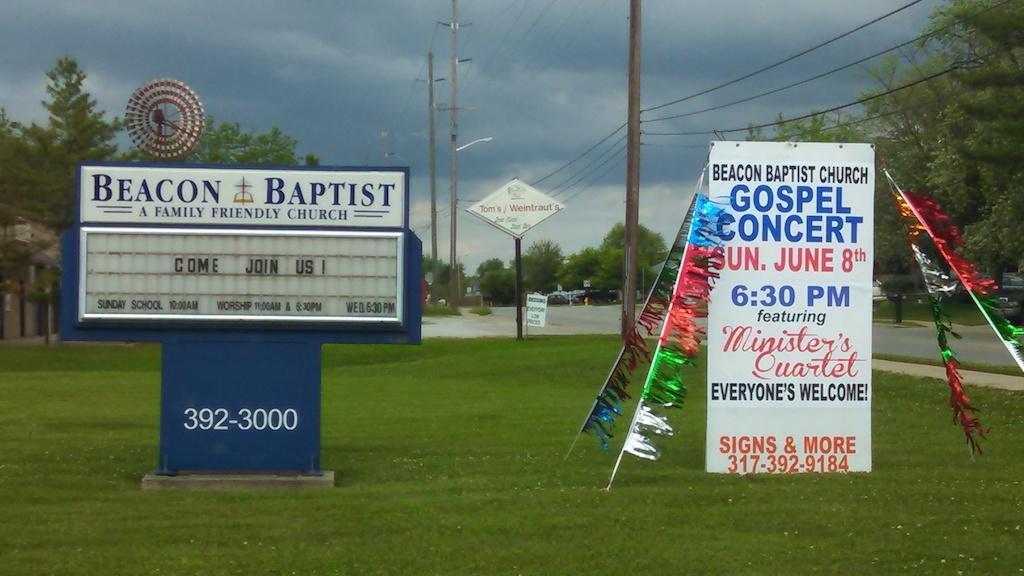 Master's Quartet Gospel Concert