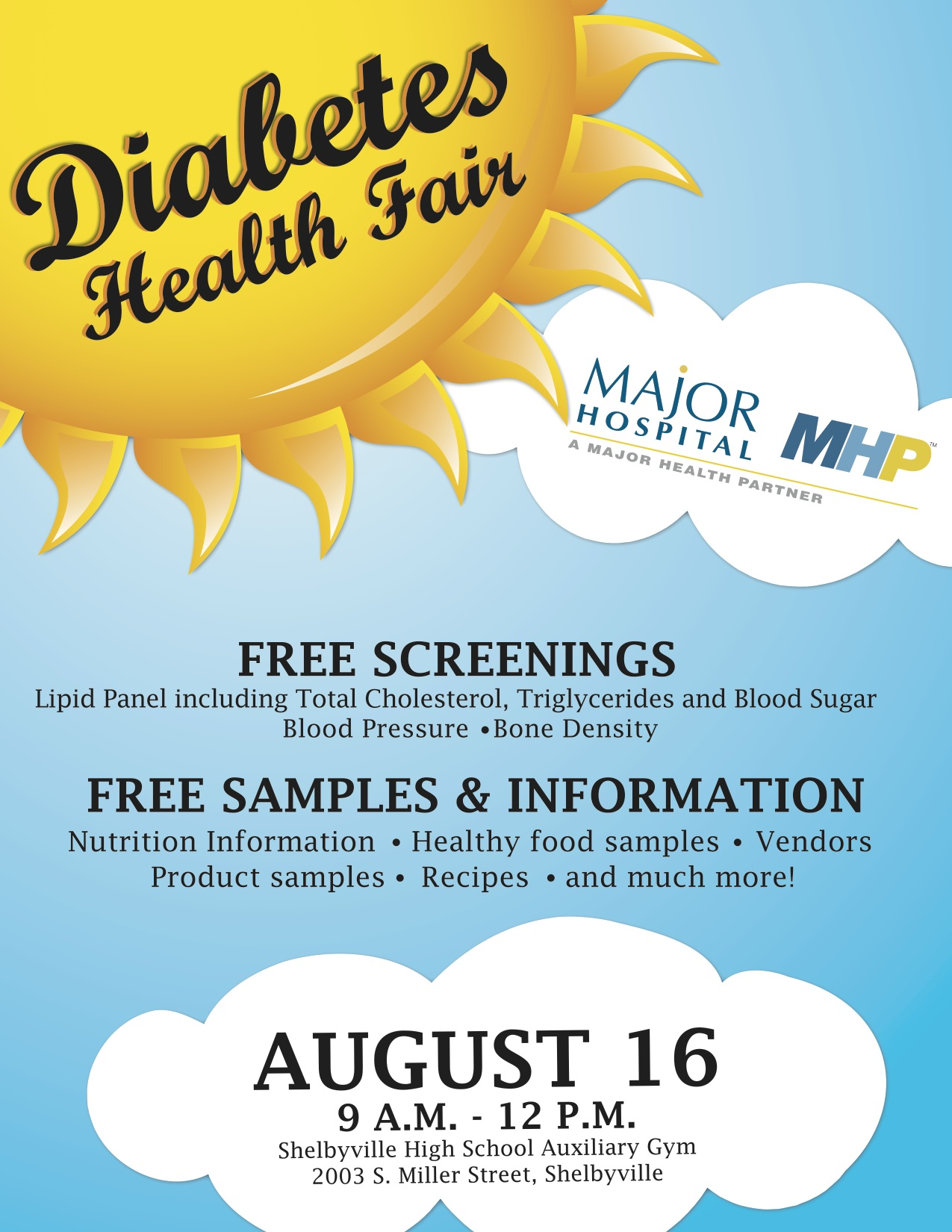 Diabetes Health Fair Shelbyvilletoday