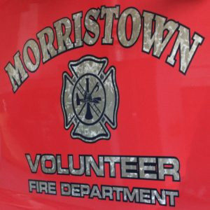 Groundbreaking Ceremony for Morristown Fire Station @ Morristown | Indiana | United States