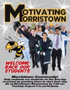 Motivating Morristown @ Morristown Elementary School | Morristown | Indiana | United States