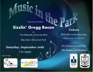 Music in the Park @ Blue River Memorial Park | Shelbyville | Indiana | United States