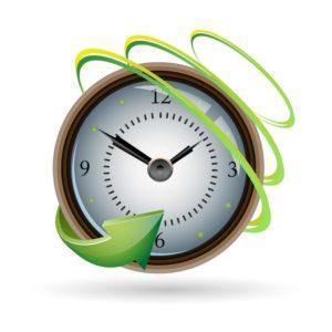Set Your Clocks Back One Hour