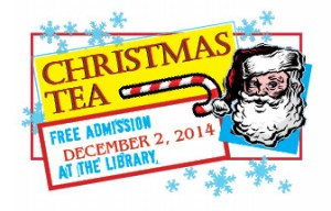 Christmas Tea at the Library @ Shelby County Public Library | Shelbyville | Indiana | United States